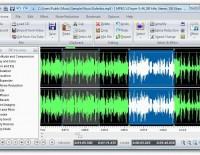 Free Audio Editor 2014