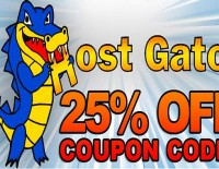 HostGator 25% Off Coupon - THATGIVEAWAYBLOG25
