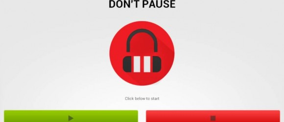 Don't Pause!