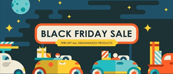 70% off all Designmodo products for Black Friday!