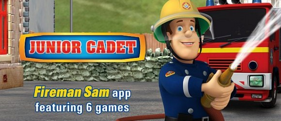 Fireman Sam android giveaway