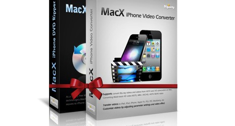 MacX iPhone iPad Video Converter
