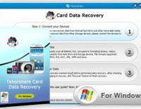 Tenorshare Card Data Recovery Giveaway
